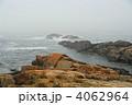 Rocky coast in Maine 4062964