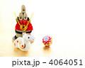 干支 白蛇 巳の写真 4064051