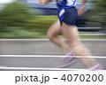 女性ランナー 4070200