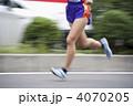 女性ランナー 4070205