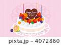 誕生日ケーキ 4072860