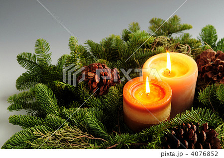 Christmas candles 4076852