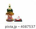 正月飾り 4087537