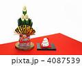 正月飾り 4087539