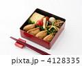日本食 弁当 お弁当の写真 4128335