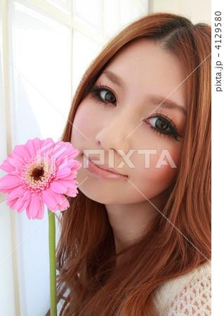 花と超美人 4129580