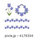 菫 すみれ スミレのイラスト 4176304