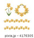 菫 花 すみれのイラスト 4176305