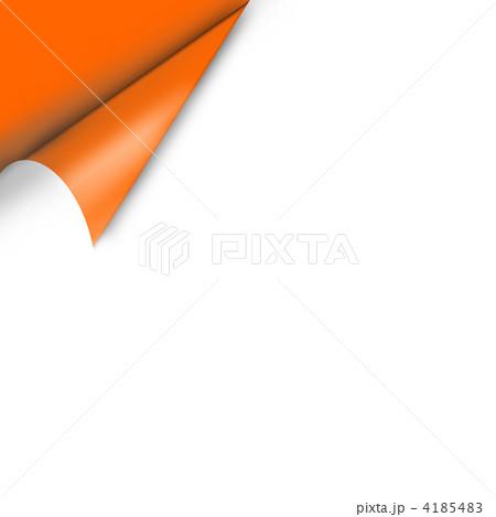 ... 素材: オレンジの紙をめくる : クリスマスツリー 紙 : すべての講義