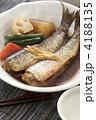 いわし 鰯 煮付けの写真 4188135