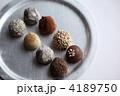 ショコラ ボンボンショコラ トリュフチョコの写真 4189750