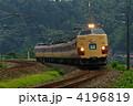 485系 特急 電車の写真 4196819