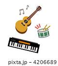 楽器 ギター キーボード 4206689