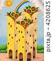 塔 タワー 建物のイラスト 4208625