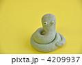 巳 へび 蛇の写真 4209937