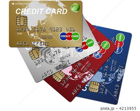 クレジットカード 4213955