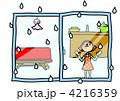 女の子梅雨 4216359