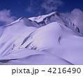 雪の大日岳(北アルプス) 4216490