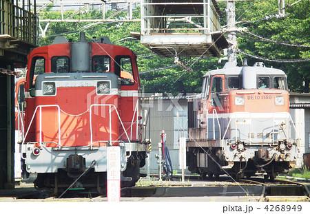 ディーゼル機関車 DE11+DE10 田端運転所 4268949
