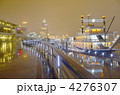 遊覧船 黄浦江 船の写真 4276307