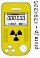 携帯用ガイガーカウンター 4294205