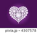 ダイヤモンド ジュエル 宝石のイラスト 4307578