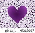 ダイヤモンド ジュエル 宝石のイラスト 4308097