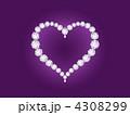 ダイヤモンド ジュエル 宝石のイラスト 4308299