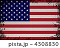 Retro Flag Of USA 4308830