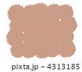 パステル、色鉛筆、クレヨン、手描き風。 4313185