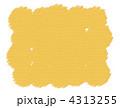 パステル、色鉛筆、クレヨン、手描き風。 4313255