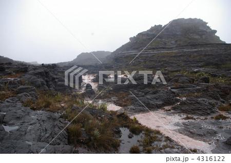 ロライマ山頂の風景 4316122
