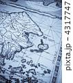 古地図 東アジア 4317747