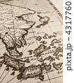 古地図 東南アジア 4317760