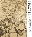 古地図 東アジア 4317764
