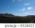 伊豆大島 三原山 山の写真 4318422