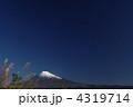 富士山とススキ 4319714