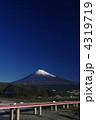 富士山 富士川 4319719