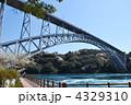 春の西海橋 4329310