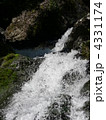 瀑布 水 滝の写真 4331174