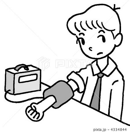 血圧測定 4334844