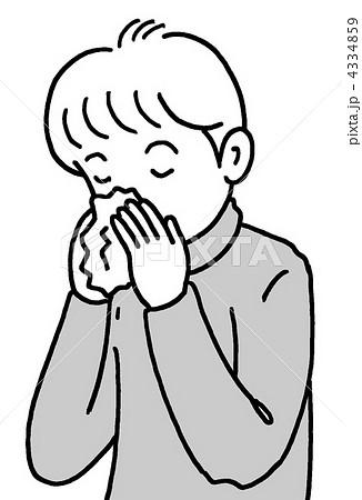 鼻風邪 4334859