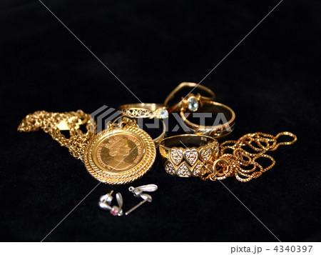 貴金属金プラチナ 4340397