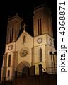 ニューカレドニアの教会 4368871