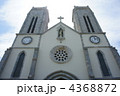 ニューカレドニアの教会 4368872