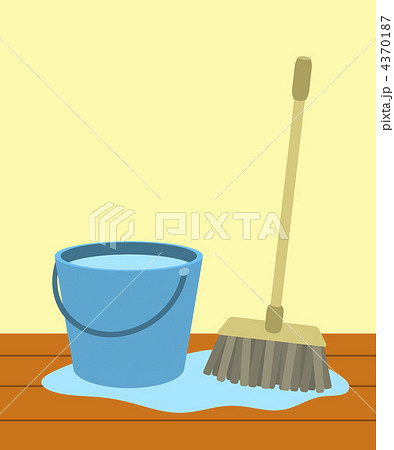 床掃除 4370187