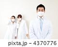 マスク 男女 予防の写真 4370776
