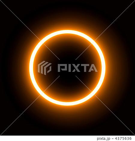 金環日食 実写より使える超高解像度リアルCG 4375636