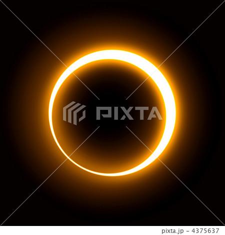 金環日食 実写より使える超高解像度リアルCG 4375637