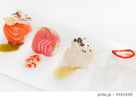 tasty sushiの写真素材 [4381690] - PIXTA